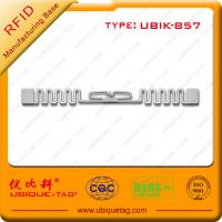 Buy cheap long range RFID passive label stickers EPC C1G2 from wholesalers