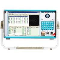 Buy cheap GDRS-1600 Six-Phase Protection Secondary Injection Tester from wholesalers