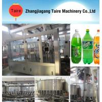 Buy cheap 2015 New Automatic Carbonated Drink Filling Machine/Production Line from wholesalers