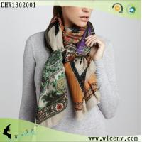 Buy cheap Eyelash Trims Luxurious Top Cashmere Retro Scarf   from wholesalers