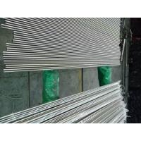 Buy cheap Mirror Finish Welded Stainless Steel Sanitary Tubing For Food / Dairy Industry from wholesalers