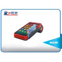Buy cheap Mobile POS Terminal Portable POS Machine With Payment And Touch Screen Display from wholesalers