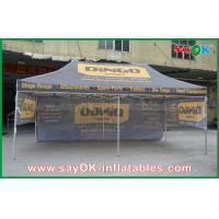 Buy cheap 3X6m Premium Aluminum Advertising Folding Tent , Hexagonal Marquee / Gazebo product