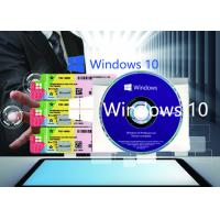 Buy cheap Genuine Windows 10 Product Key X20 Online Activate Multi Language COA Sticker product