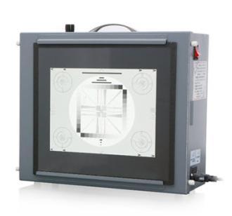 Transmission light box