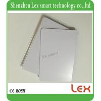 Buy cheap Blank 13.56MHz RFID Mf 1K S50 Card for RFID Door Entry System RFID Smart Card Plastic Classic Cards Access Control from wholesalers
