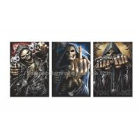 Buy cheap 3 Flip 3D Lenticular Pictures UV Printing Personalized Novelty 30x40cm from wholesalers
