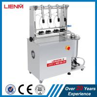 Buy cheap Four Heads Vacuum Filling Machine for Perfume, Fragrance, Floral Water Filling Machine Four Heads Vacuum Perfume Bottli from wholesalers