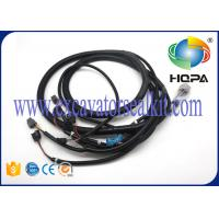 Buy cheap Black Excavator Spare Parts Standard Size , Custom Engine Wiring Harness from wholesalers