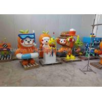 Buy cheap Home Decoration Gift Fiberglass Cartoon Characters With Painting Surface from wholesalers