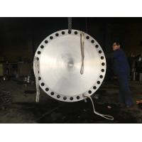 Buy cheap forged flange , carbon steel pipe flange , blind flange , 72inch flange from wholesalers