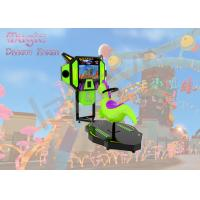 LEKE MINI DRAGON 9D VR Simulator , Virtual Reality Game Machine For Children