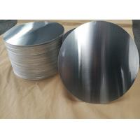 Buy cheap 3mm Thick 1100 Aluminium Circles DC Rolled Polished For Cookware Pot Making from wholesalers