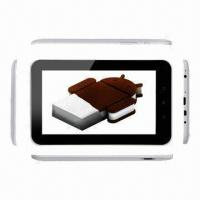 Buy cheap Boxchip A13 Slim Tablet PC with Cortex A8 1.5GHz Multi-core CPU, 16:9 Widescreen and Wi-Fi from wholesalers