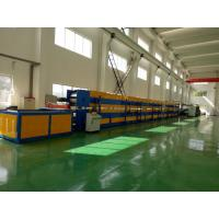 Buy cheap 16mm Thickness PU Sandwich Panel Production Line for Exterior Wall Aluminium 2.5-10m / min product