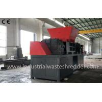 Buy cheap Industrial Scrap Wood Shredder Machine High Torque Electromechanical Drive from wholesalers