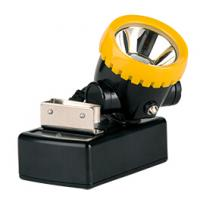 Buy cheap Atex cordless LED coal miners cap lamp, mining helmet light from wholesalers