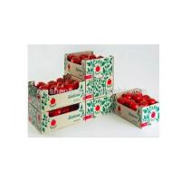 Buy cheap Moistureproof Fresh Fruit Brown Shipping Boxes Eco - Friendly Custom Color from wholesalers