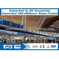 Buy cheap metalbuildings high steel structures good vibration performance from wholesalers