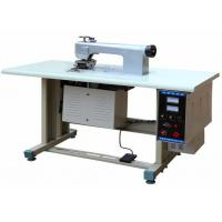 Buy cheap 220V Lace Ultrasonic Welding Machine 2.2KW Output 0-30 M/Min Speed Weight 100kg from wholesalers