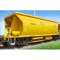 Buy cheap new China standard gauge  freight hopper wagons from wholesalers