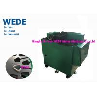 Buy cheap Paper Auto Insertion Machine For Fans , Water Pump Slot Insulation Machine product