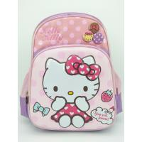 Buy cheap Lovely Hello Kitty Kid's Backpack Kid's School Bag For 1 years to 12 years Old from wholesalers
