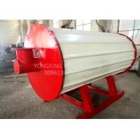Buy cheap Fuel Gas Hot Thermal Oil Boiler Biomass Thermal Oil Heater Three Return Cylindrical Structure from wholesalers