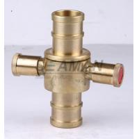 Buy cheap 1.5 / 2 / 2.5 British Instantaneous John Morris Fire Hose Nozzles / Fire Hose Fittings Couplings from wholesalers