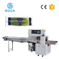 Buy cheap Stainless Steel 304 Automatic green onion pack machine made in China from wholesalers
