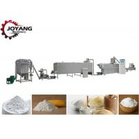 Buy cheap Stainless Steel Modified Starch Production Line 26x3.5x3.5m Dimension from wholesalers