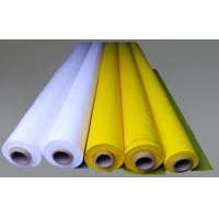Buy cheap White 100% Monofilament Polyester Screen Printing Mesh For T-shirt from wholesalers