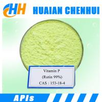 Buy cheap Naturally occurring pigment Rutin/ Water soluble Vitamin P / Sophora Japonica Extract Quercetin from wholesalers