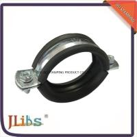 Buy cheap Quick Clamp Pipe Fittings Hanging Pipe Clamps Gas Pipe Clips 3/8-8 Size from wholesalers