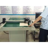Buy cheap mobile phone dust screen cnc cutter table from wholesalers