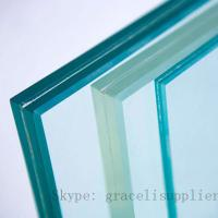Buy cheap China factory direct sale cheap price Laminated glass unit with polyvinyl butyral (PVB) from wholesalers