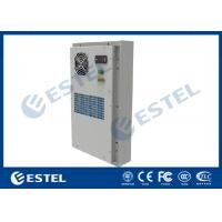 Buy cheap 300W Heating Capacity IP55 Electrical Cabinet Air Conditioner Embeded Mounting Method product