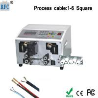 Buy cheap Hot sale automatic wire stripping machine of quantity production 15 years from wholesalers