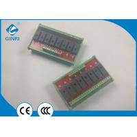 Buy cheap Omron PLC Relay Module JR-8L1 DIN Rail Mounting Isolation Each Relay Channel from wholesalers