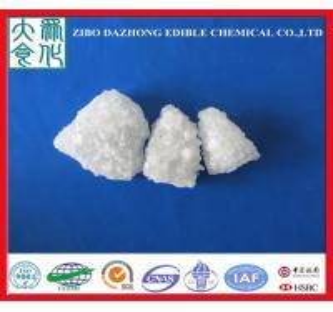 Buy cheap Crystal alum/aluminium ammonium sulphate/ammonium alum product