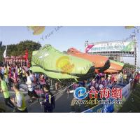 Buy cheap Reusable Inflatable Product Replicas Shoes With Digital Printing Logo from wholesalers