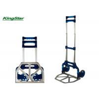 Buy cheap Industrial Heavy Duty Folding Hand Truck Trolley Cart 60Kg  Max Capacity from wholesalers