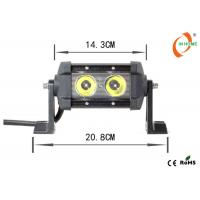 Buy cheap 2000lm Mini Led Work Lamps As Off Road Spot Light For Boating Hunting Fishing from wholesalers