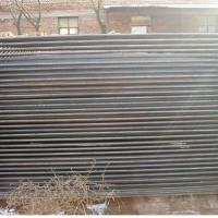 Buy cheap Perforated Sheet Metal Fence Posts Galvanized Iron Tube Material 1400mm Height from wholesalers