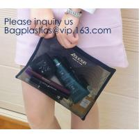 Buy cheap Travel Makeup Brush Mesh Cosmetic Bag,Net Zipper Make Up Mesh Cosmetic Pencil Case Bag Manufacturer,Portable Clear Trave from wholesalers