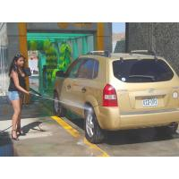 Buy cheap Security Tunnel Car Washing Machine High Accuracy Stable With Conveyor from wholesalers