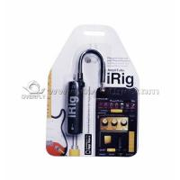 Buy cheap Bass USB Guitar Cable IK Multimedia IRIG For IPhone4 / 4S Guitar Effects from wholesalers