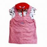 Buy cheap Children's Suit, Baby Braces Skirt, Baby Suspender Skirt, Children's Apparel, Infant's War/T-shirt from wholesalers