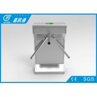 Waist height tripod turnstile for bus , 3 million cycles life span
