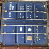 Buy cheap Somalia PKF Used Portable Metal Storage Container Homes / 20ft Container House from wholesalers